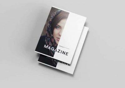 Mockup Magazine 1